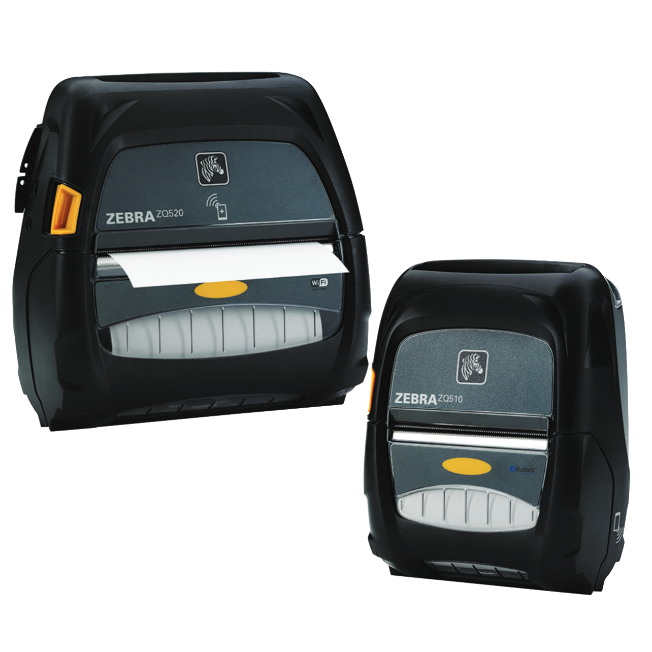 Zebra ZQ500 series of mobile printers