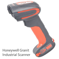 Industrial Honeywell Granit Scanner