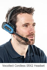 Vocollect SRX2 Headset
