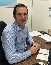 Nick Hudson, General Manager at Flowervision